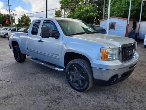 2012 GMC Sierra 1500 for sale at America Auto Wholesale Inc in Miami FL