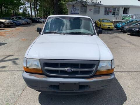 1999 Ford Ranger for sale at MEEK MOTORS in North Chesterfield VA
