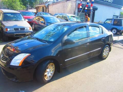 2011 Nissan Sentra for sale at Cali Auto Sales Inc. in Elizabeth NJ