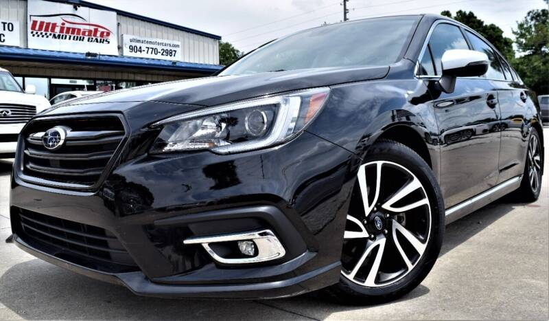 2018 Subaru Legacy for sale in Saint Augustine, FL