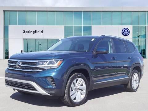 2021 Volkswagen Atlas for sale at Napleton Autowerks in Springfield MO