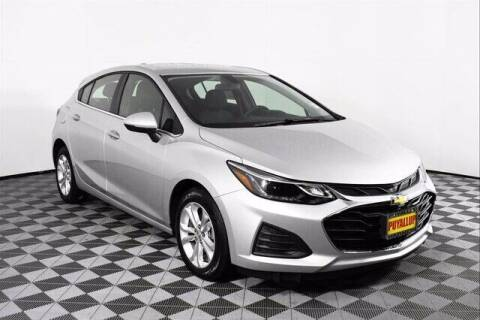2019 Chevrolet Cruze for sale at Washington Auto Credit in Puyallup WA
