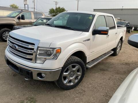 2013 Ford F-150 for sale at FAST LANE AUTOS in Spearfish SD