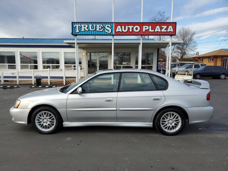2002 Subaru Legacy for sale at True's Auto Plaza in Union Gap WA