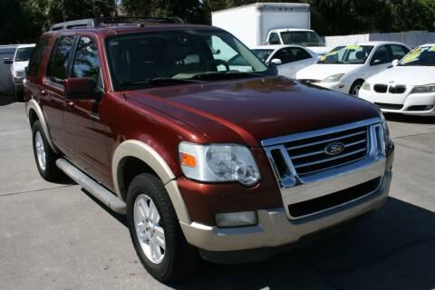 2009 Ford Explorer for sale at Mike's Trucks & Cars in Port Orange FL