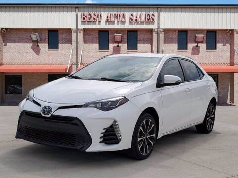 2017 Toyota Corolla for sale at Best Auto Sales LLC in Auburn AL