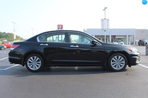 2012 Honda Accord for sale at Twin City Toyota in Herculaneum MO