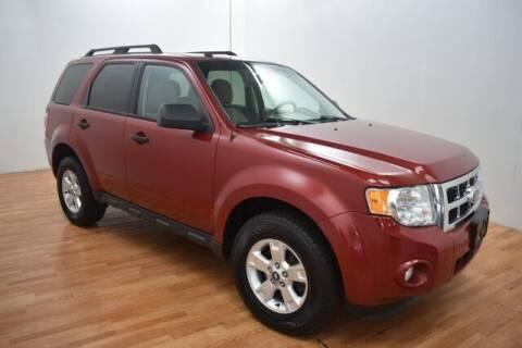 2011 Ford Escape for sale at Paris Motors Inc in Grand Rapids MI