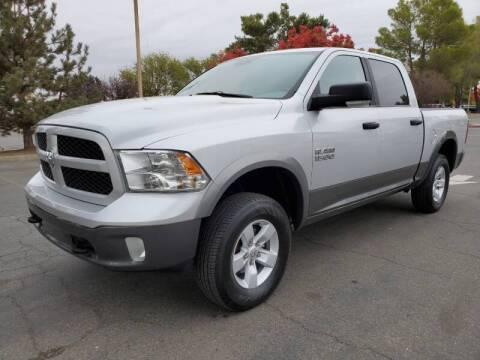 2013 RAM Ram Pickup 1500 for sale at Matador Motors in Sacramento CA