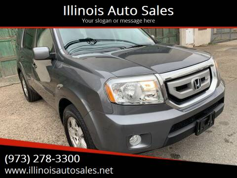 2011 Honda Pilot for sale at Illinois Auto Sales in Paterson NJ