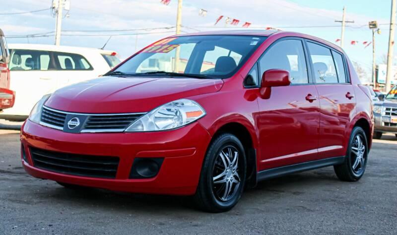 2007 Nissan Versa for sale at SOLOMA AUTO SALES in Grand Island NE