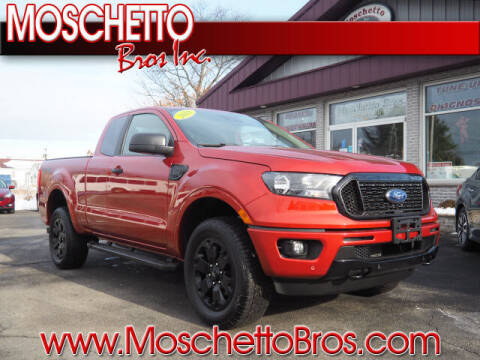 2019 Ford Ranger for sale at Moschetto Bros. Inc in Methuen MA