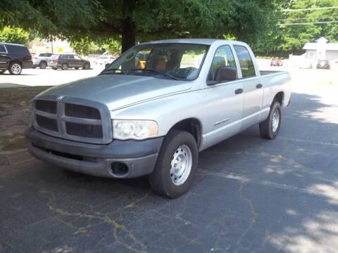 2005 Dodge Ram Pickup 1500 for sale at Key Auto Center in Marietta GA