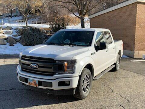 2019 Ford F-150 for sale at KHAN'S AUTO LLC in Worland WY