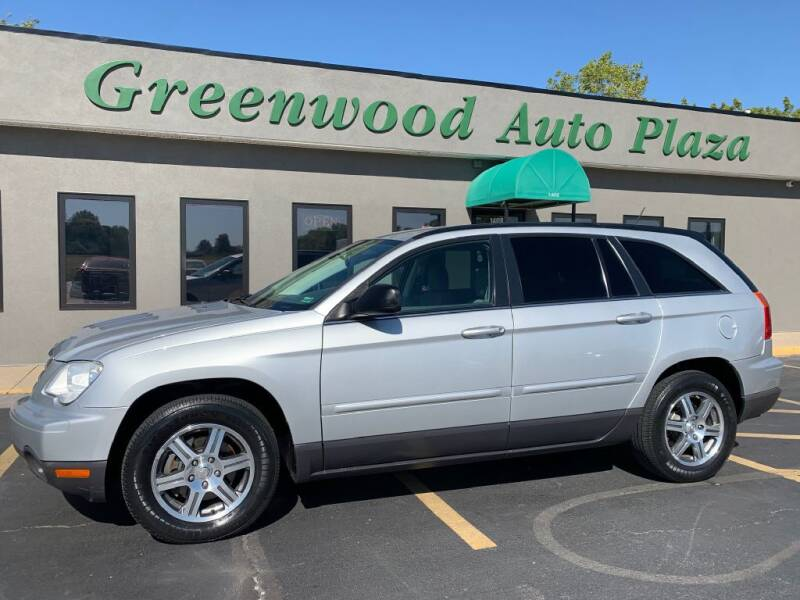 2008 Chrysler Pacifica for sale at Greenwood Auto Plaza in Greenwood MO