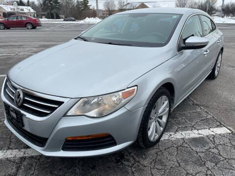 2011 Volkswagen CC for sale at COLUMBUS AUTOMOTIVE in Reynoldsburg OH