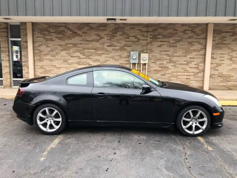 2004 Infiniti G35 for sale at Arandas Auto Sales in Milwaukee WI