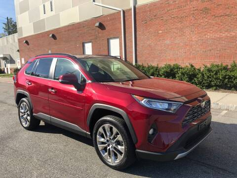 2019 Toyota RAV4 for sale at Imports Auto Sales Inc. in Paterson NJ