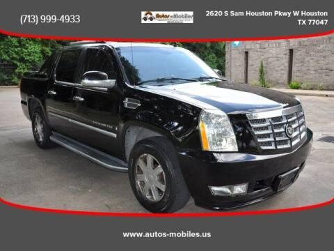 2007 Cadillac Escalade EXT for sale at AUTOS-MOBILES in Houston TX