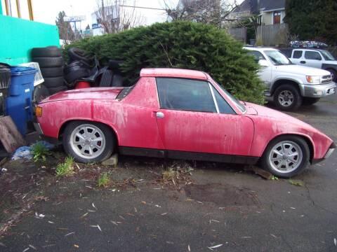 1974 Porsche 914 for sale at UNIVERSITY MOTORSPORTS in Seattle WA