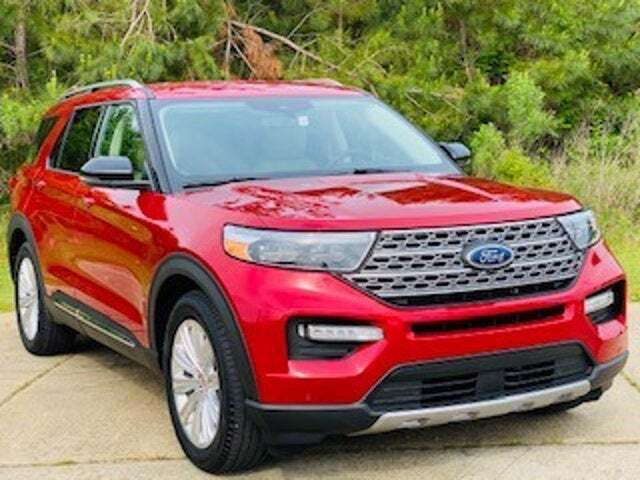 2020 Ford Explorer for sale at Rogel Ford in Crystal Springs MS