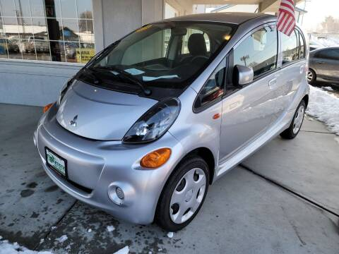 2012 Mitsubishi i-MiEV for sale at Artistic Auto Group, LLC in Kennewick WA