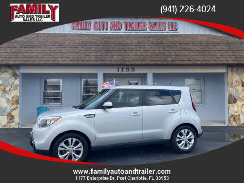 2016 Kia Soul for sale at Family Auto and Trailer Sales LLC in Port Charlotte FL