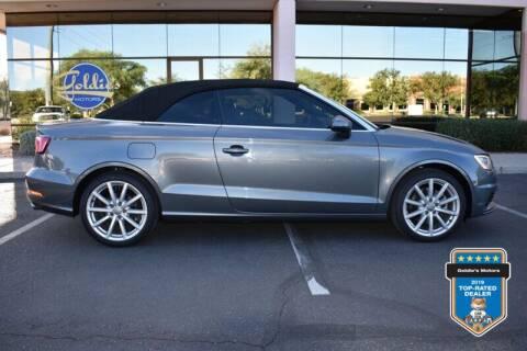 2016 Audi A3 for sale at GOLDIES MOTORS in Phoenix AZ