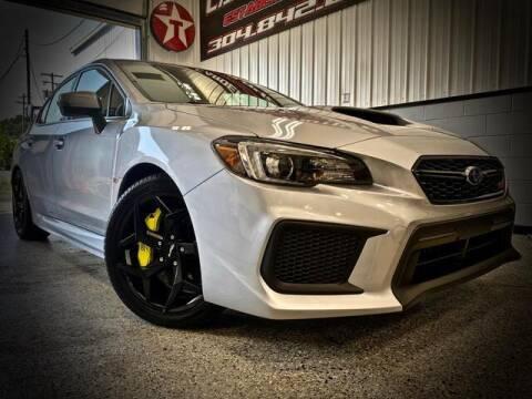2019 Subaru WRX for sale at Carder Motors Inc in Bridgeport WV