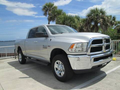 2014 RAM Ram Pickup 2500 for sale at Best Deal Auto Sales in Melbourne FL