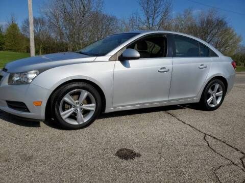 2012 Chevrolet Cruze for sale at Superior Auto Sales in Miamisburg OH