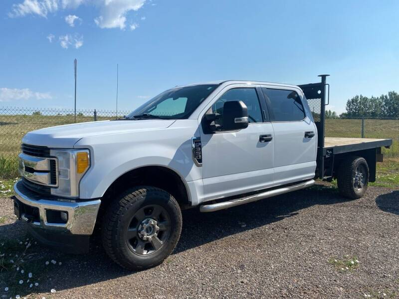 2017 Ford F-350 Super Duty for sale at FAST LANE AUTOS in Spearfish SD