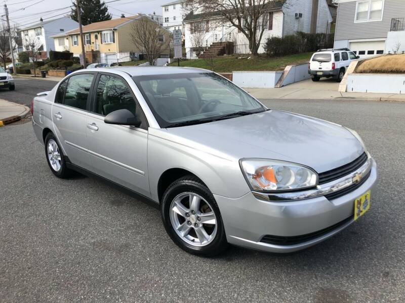 2005 Chevrolet Malibu for sale at Giordano Auto Sales in Hasbrouck Heights NJ