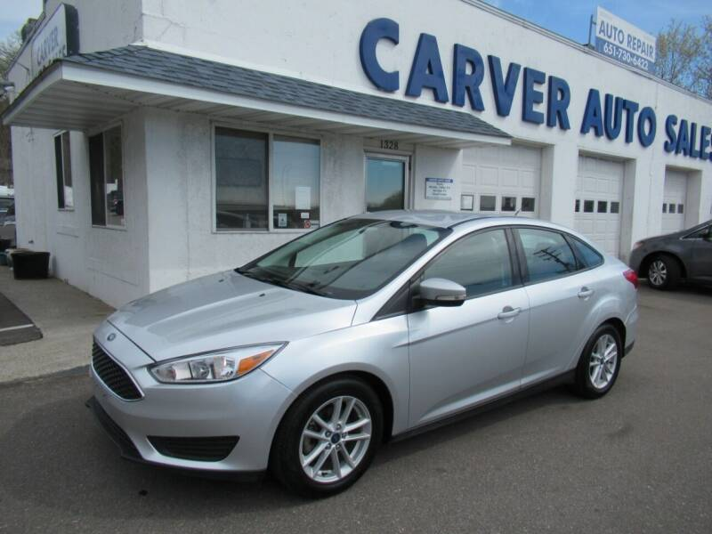 2017 Ford Focus for sale at Carver Auto Sales in Saint Paul MN
