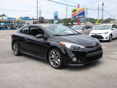 2016 Kia Forte Koup for sale at Discount Auto Sales in Pell City AL