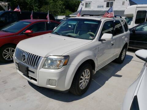 2009 Mercury Mariner for sale at Complete Auto Credit in Moyock NC