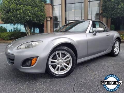 2011 Mazda MX-5 Miata for sale at Carma Auto Group in Duluth GA
