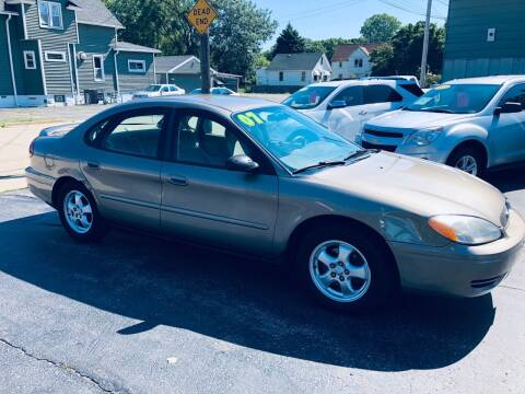 2007 Ford Taurus for sale at SHEFFIELD MOTORS INC in Kenosha WI