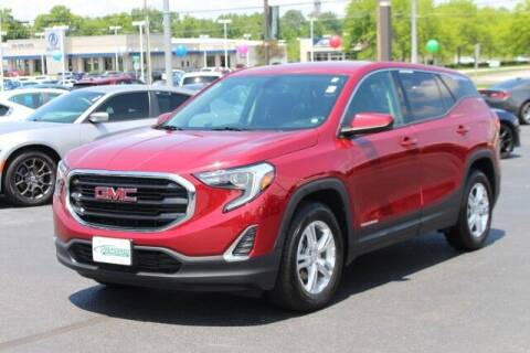 2018 GMC Terrain for sale at Preferred Auto Fort Wayne in Fort Wayne IN