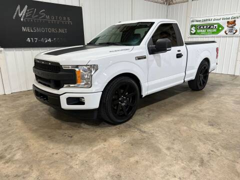 2019 Ford F-150 for sale at Mel's Motors in Nixa MO