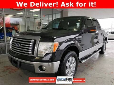 2010 Ford F-150 for sale at Chantz Scott Kia in Kingsport TN