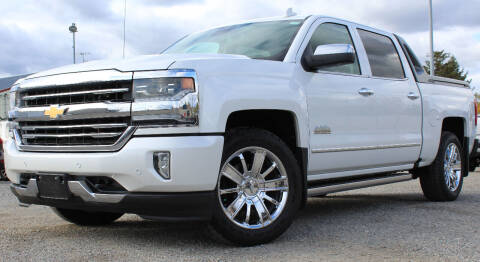 2017 Chevrolet Silverado 1500 for sale at J.K. Thomas Motor Cars in Spokane Valley WA