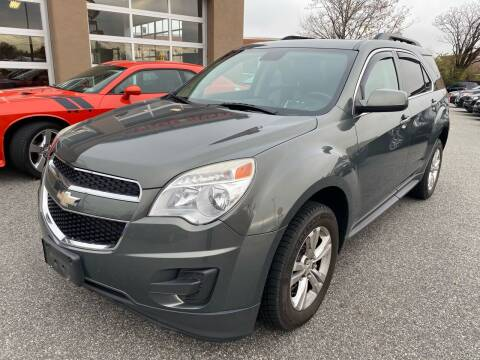 2012 Chevrolet Equinox for sale at MAGIC AUTO SALES - Magic Auto Prestige in South Hackensack NJ