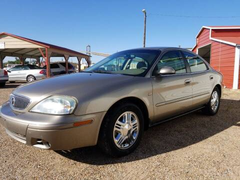 2004 Mercury Sable for sale at QUALITY MOTOR COMPANY in Portales NM