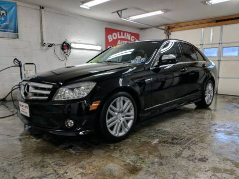 2009 Mercedes-Benz C-Class for sale at BOLLING'S AUTO in Bristol TN