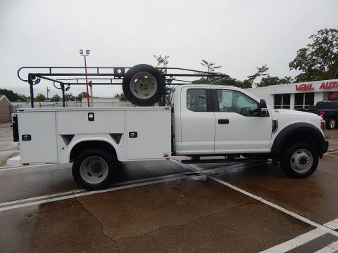 2019 Ford F-450 Super Duty for sale at Vail Automotive in Norfolk VA