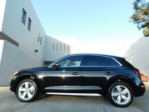 2018 Audi Q5 for sale at Conti Auto Sales Inc in Burlingame CA