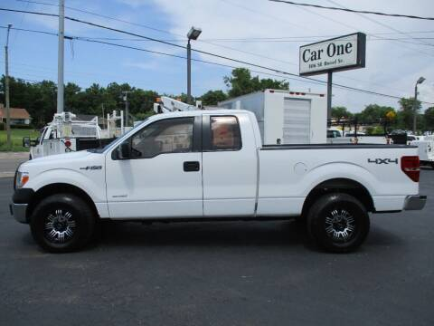 2013 Ford F-150 for sale at Car One in Murfreesboro TN