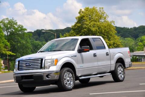 2012 Ford F-150 for sale at T CAR CARE INC in Philadelphia PA