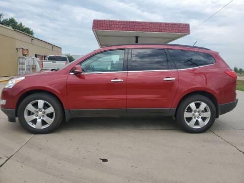 2012 Chevrolet Traverse for sale at Dakota Auto Inc. in Dakota City NE